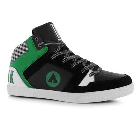 airwalk shoes airwalk mens roxbury mid top skate shoes casual sports
