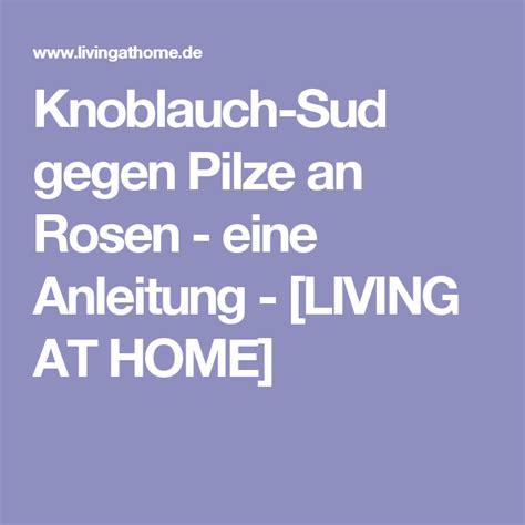Was Machen Gegen Pilze Im Garten by Knoblauch Sud Gegen Pilze An Garten