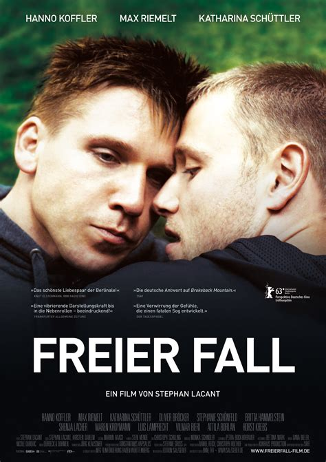 film love zwiastun new german film free fall takes inspiration from