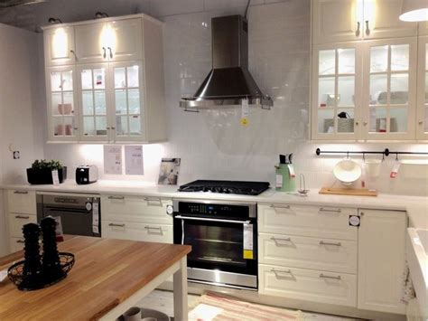 25 best ideas about ikea kitchen cabinets on pinterest awesome ikea off white kitchen cabinets gl kitchen design