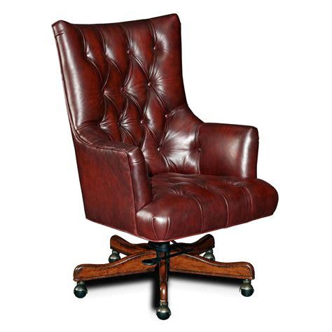 Hooker Furniture Executive Seating Executive Swivel Tilt Executive Swivel Chair