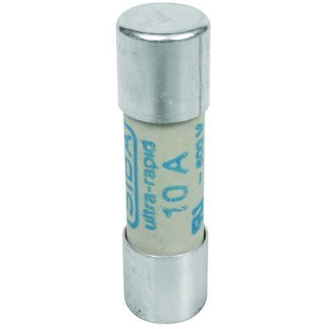 10 Ceramic Fuse - multimeter fuse 600v 10a 38x10 ceramic replacement for