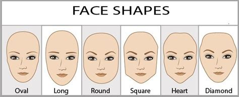 describing face shapes using face shapes and physiognomy for character