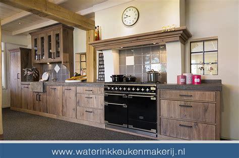 Houten Keuken Landelijk by Landelijke Keukens Handgemaakt En Standaardkeuken
