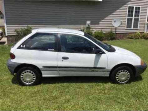 geo metro lsi 1995, for your consideration: , 3 cylinder 1