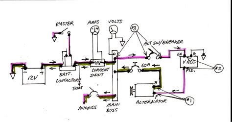 cessna split master switch wiring diagram 41 wiring