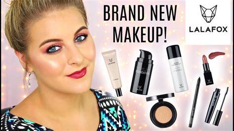 Make Up Brand Makeover new makeup brand at walmart lala fox