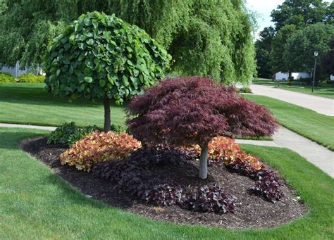 Large Front Yard Landscaping Ideas Simple Landscaping For Large Corner Front Yard Search Landscape Pinterest Twists
