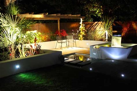 Achica Living Design Lifestyle Magazine Lights Up Designer Garden Lights