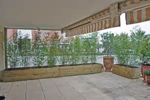 carre potager pour balcon terrasse idee amenagement 33