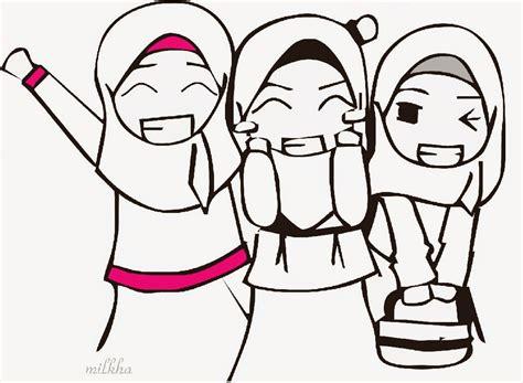 gambar keren tentang sahabat kumpulan gambar animasi persahabatan deqwan1 blog