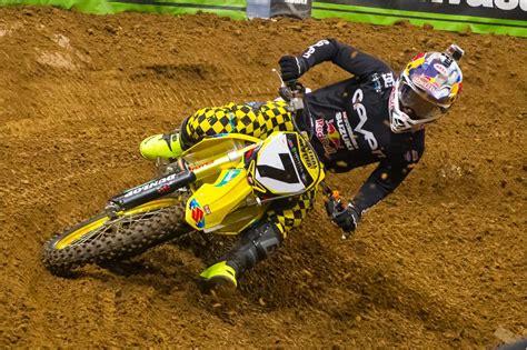 stewart motocross stewart out supercross motocross it
