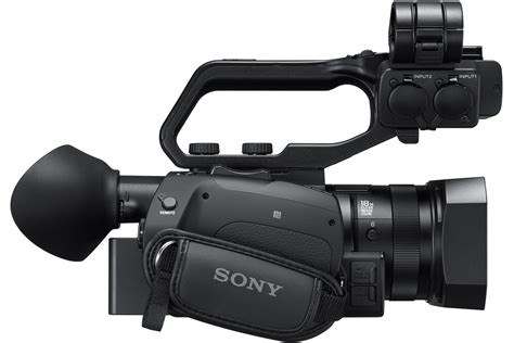 compact 4k sony hxr nx80 compact 4k camcorder