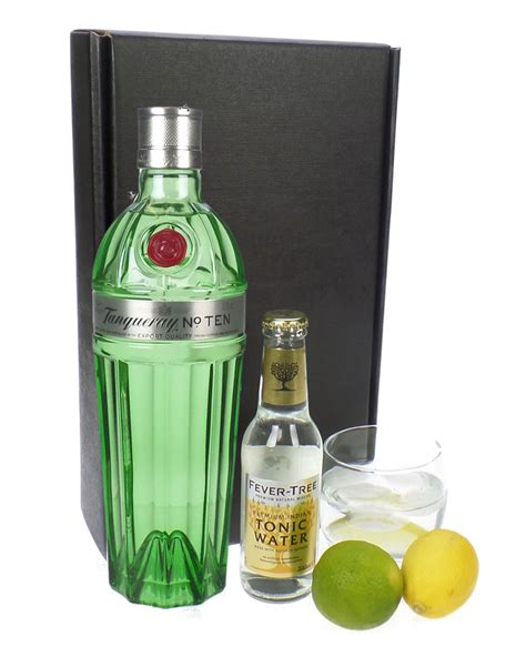 tanqueray 10 gin and tonic gift set next day delivery