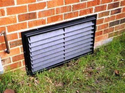 crawlspace door vent crawl space door systems