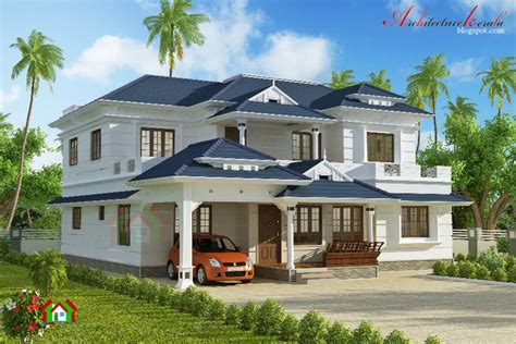 Home Exterior Design In Kerala by Home Design Traditional Kerala Home Design Architecture