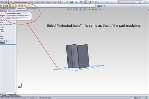 fillet bead solidworks tutorial using filet bead feature in weldments in