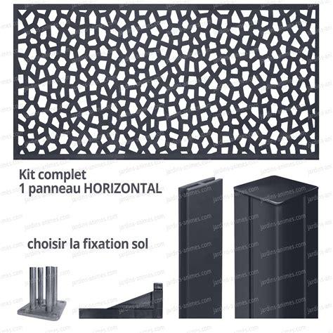 panneau de resine pour kit panneau d 233 coratif mosaic horizontal 2m x 1m en r 233 sine haute qualit 233 cloture et occultation