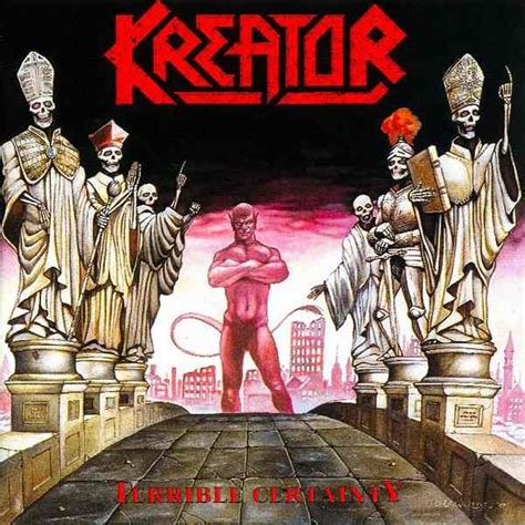Blind Date Show Kreator Terrible Certainty Encyclopaedia Metallum The