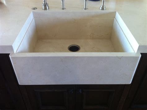 custom farm sink modern kitchen by chisel