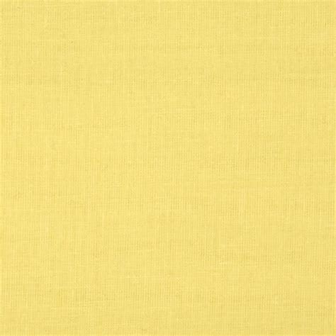 pale yellow pattern fabric linen cotton voile light yellow discount designer fabric