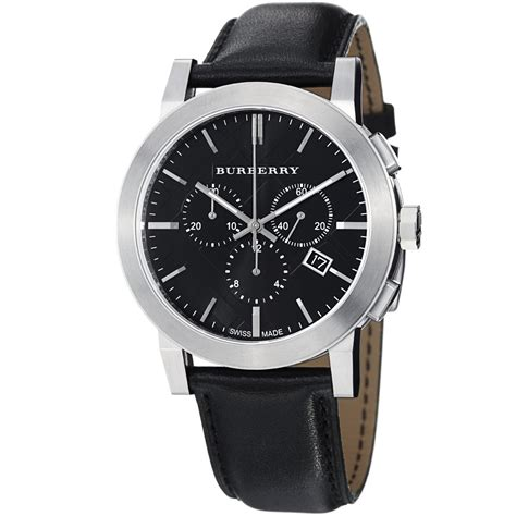 burberry bu9356 stainless steel leather anti reflective