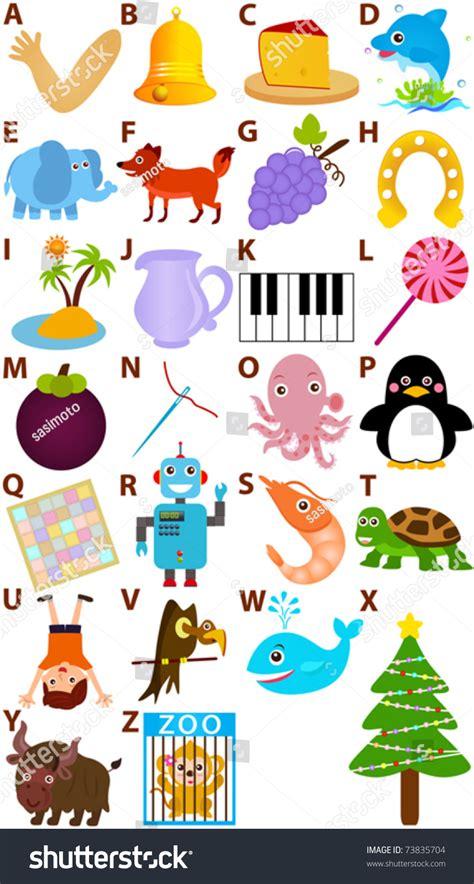 Dictionary Letter Z vector alphabet z simple dictionary stock vector