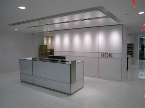 modern hok reception desk ideas reception counters