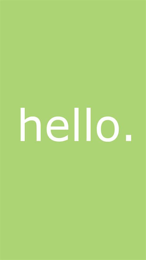 Iphone 55c5se Hello Iphone 6 letter hello iphone 6 wallpaper hd iphone 6 wallpaper