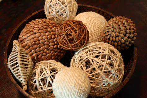 home decor balls bayberry creek crafter diy decorative balls