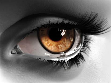 imagenes de ojos con una lagrima las fotos mas alucinantes ojo con una lagrima