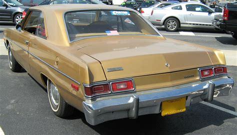 1976 Dodge Dart 4 Door by File 1976 Dodge Gold 2d Hardtop Va R Jpg