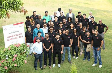 Iimb 1 Year Mba by Iimb Pgsem Alumni Meet Indian Institute Of Management