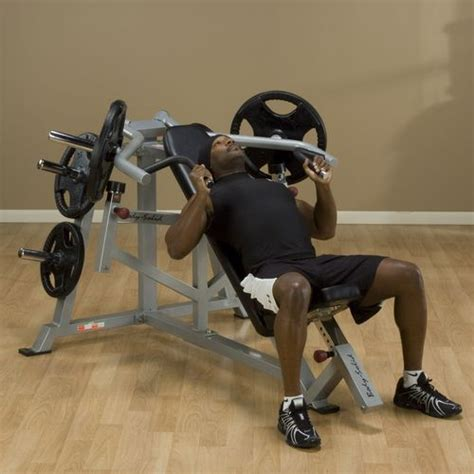 leverage bench body solid leverage incline bench press academy