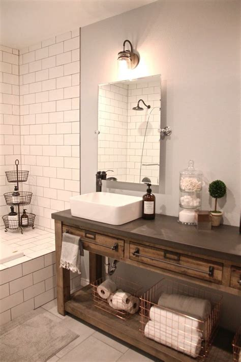 bathroom restoration ideas 1000 ideas about vessel sink bathroom on pinterest