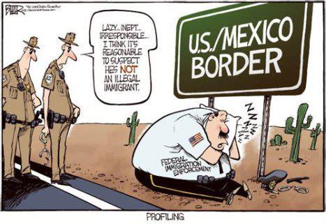 Lazy Mexican Meme - political cartoon analysis rambler times
