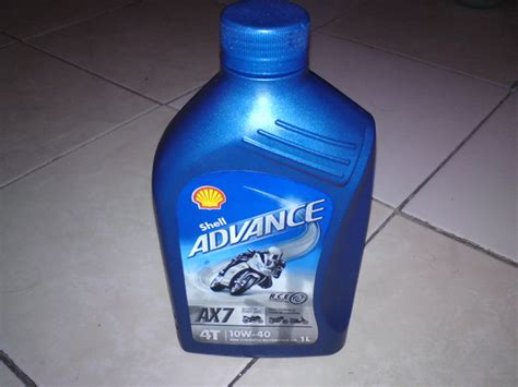 Oli Shell Warna Biru Review Shell Advance Ax7 Nick69 S