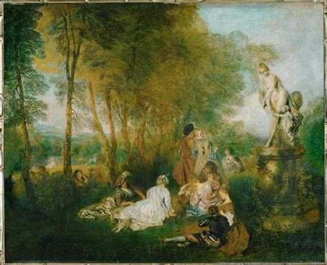 the swing watteau baroque and rococo art in italy and france