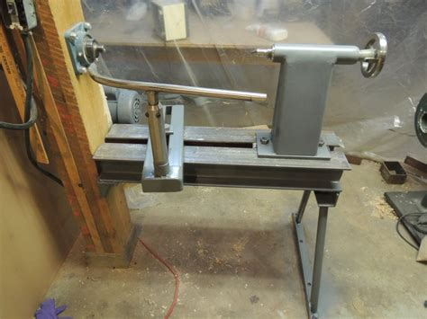 lathe woodworking wood lathe by bushmaster lumberjocks woodworking