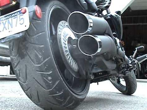 Cobra Auto Tuner Yamaha Stryker by Yamaha Stryker Cobra Swept Exhaust Funnydog Tv