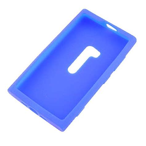 For Nokia Lumia 920 Soft Shockproof Silicone Rubber