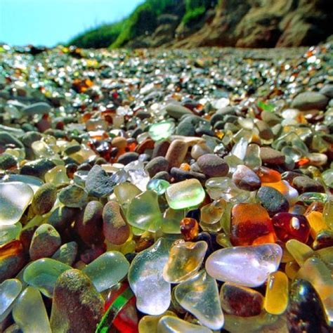 sea glass beach 22 stunning photos of california s glass beach sea glass