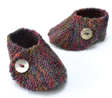 baby knitted shoes pattern baby shoe knitting patterns