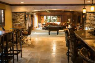Lights Fantastic Pro Tuscan Style Traditional Basement Detroit By