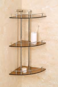 corner shelves shower bathroom ideas