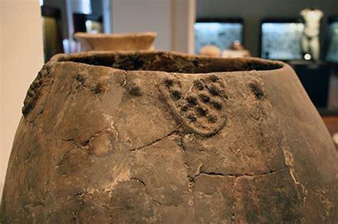 vasi preistorici il vino pi 249 antico mondo 232 georgiano scoperto in vasi