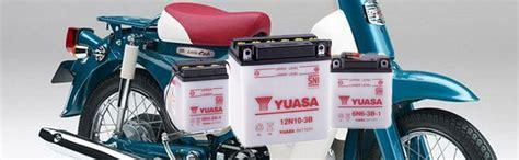Aki Motor Yuasa Basah 6n6 3b 1 Rx King Binter Kh baterai sepeda motor
