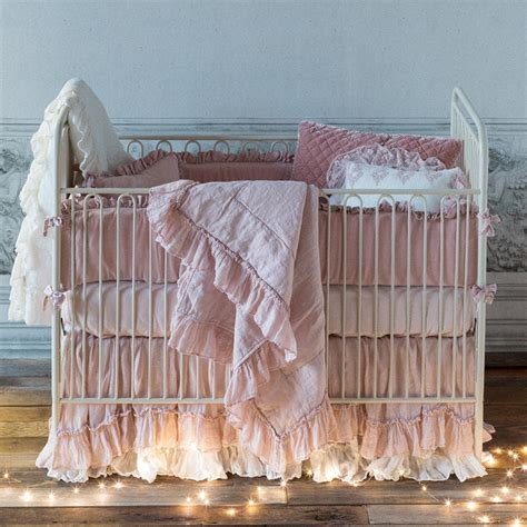 Mini Crib Dust Ruffle Mini Crib Dust Ruffle 28 Images Ruffle Crib Skirt Custom Color Linen Crib Skirt By