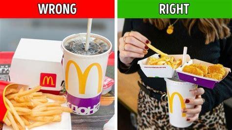 mcdonalds ungkap   benar makan makanan cepat saji