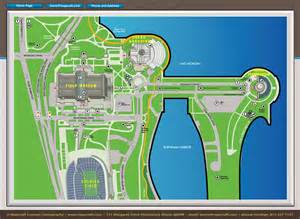 Chicago Museums Map by Mapcraft Custom Cartography Chicago Museum Campus
